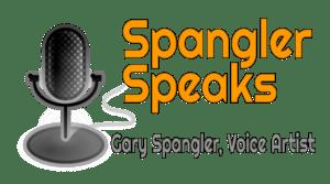 Spangler Speaks Logo - Cropped